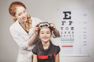 Raleigh and Pediatric Optometry